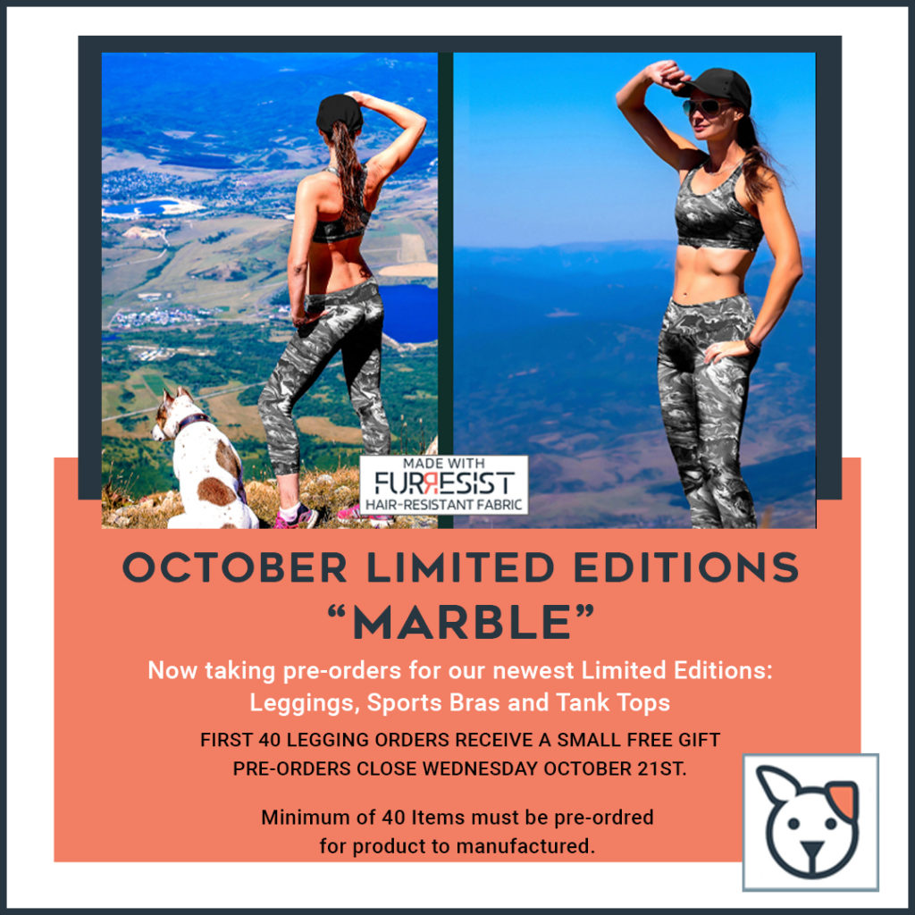 October Legging of the Month