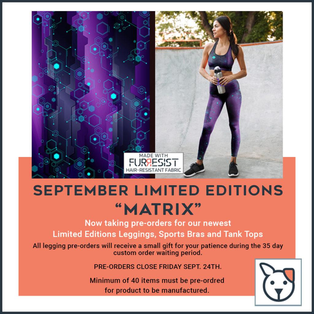 September Design of the Month - FurResist Matrx