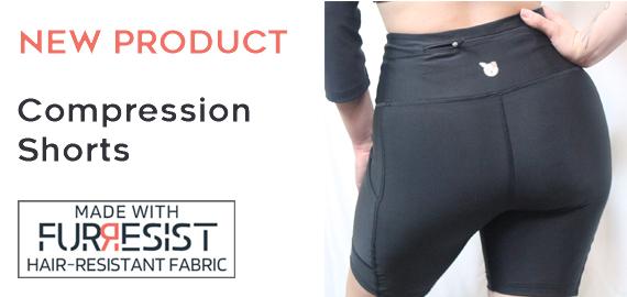 New Product - Furresist Compression Shorts