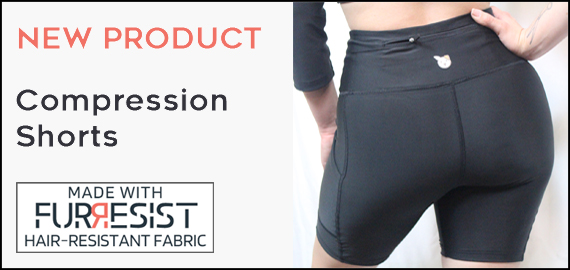 Furresist Compression Shorts