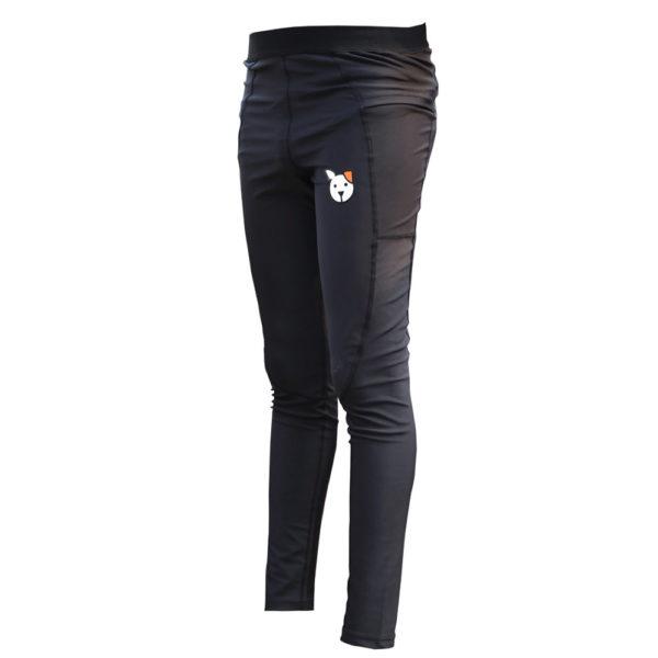 Black on Black Grooming Pants