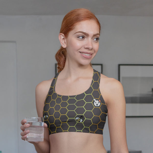 Ohh Behave August Sports Bra of Month